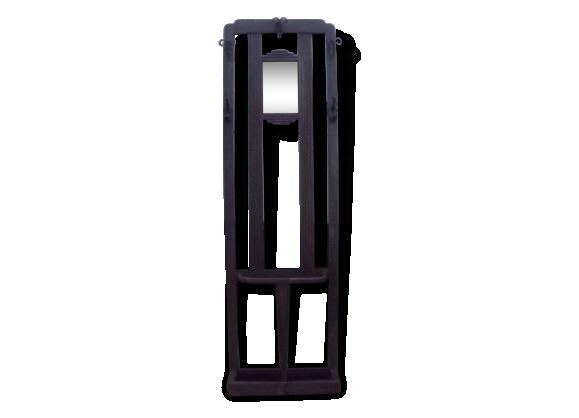 porte manteau fer. Black Bedroom Furniture Sets. Home Design Ideas
