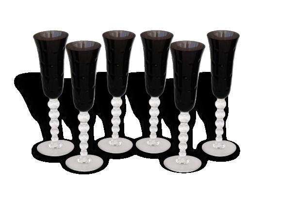 flute champagne cristal. Black Bedroom Furniture Sets. Home Design Ideas