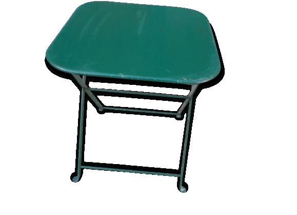 Table ancienne achat vente de table pas cher - Table de jardin aluminium pliable ...