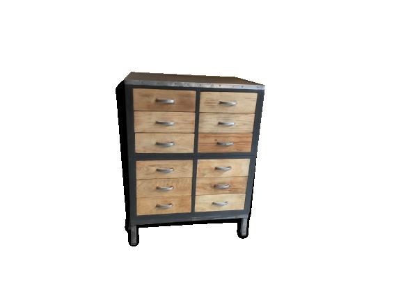 Tiroirs achat vente de tiroirs pas cher for Ancien meuble a tiroir