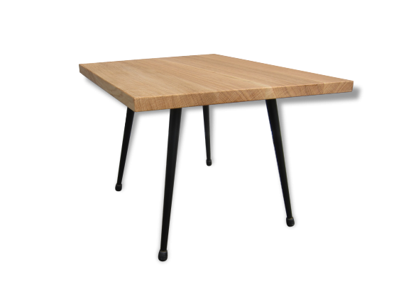 Canap table basse for Bout de canape chene