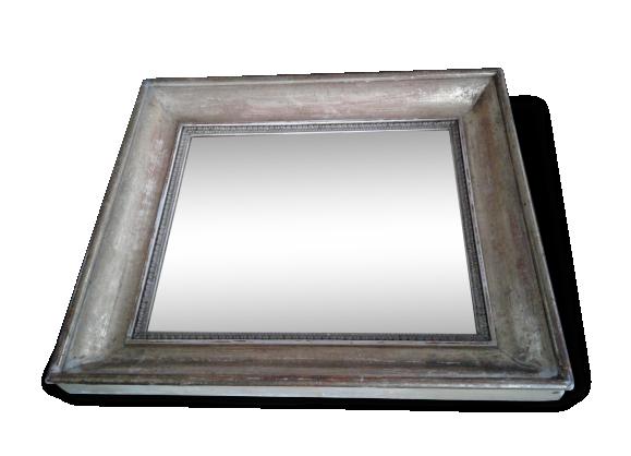 Miroir cadre achat vente de miroir pas cher for Miroir avec cadre miroir