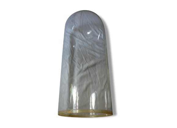 D coration cloche verre - Protege table transparent epais ...
