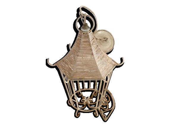 cage suspension achat vente de cage pas cher. Black Bedroom Furniture Sets. Home Design Ideas