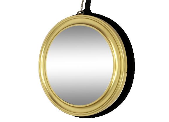 Miroir cadre achat vente de miroir pas cher for Miroir dore pas cher