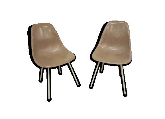 Eames achat vente de eames pas cher - Chaise eames fibre de verre ...