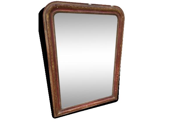 Miroir ancien achat vente de miroir pas cher for Miroir de poche ancien