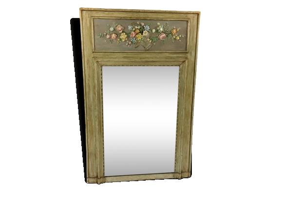 miroir ancien achat vente de miroir pas cher. Black Bedroom Furniture Sets. Home Design Ideas