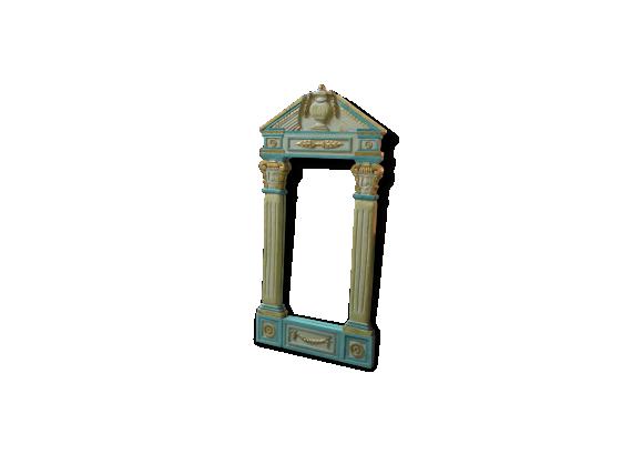 Miroir baroque achat vente de miroir pas cher for Miroir baroque pas cher