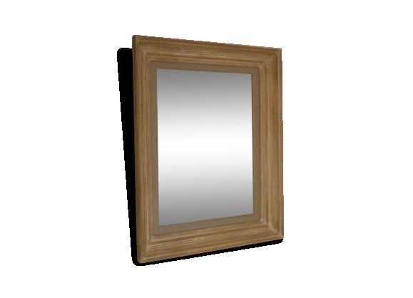Bois gris achat vente de bois gris pas cher for Miroir bois gris