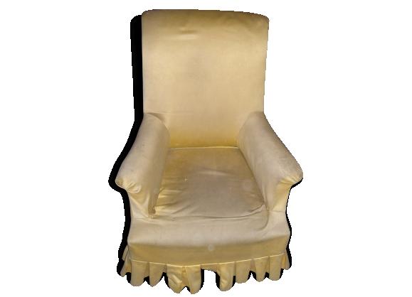 Fauteuil berg res achat vente de fauteuil pas cher for Housse de fauteuil bergere