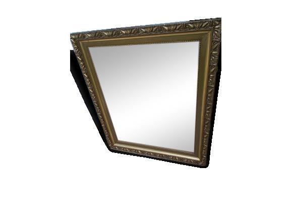 Miroir grand achat vente de miroir pas cher for Grand miroir metal