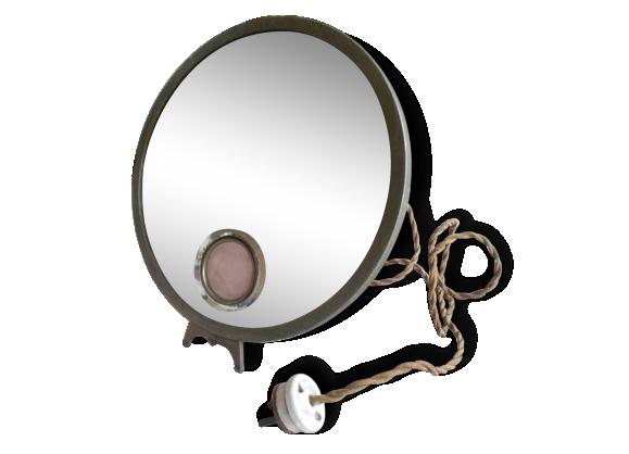 Miroir clairant achat vente de miroir pas cher for Miroir eclairant