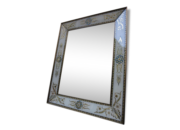 Ancien style achat vente de ancien pas cher for Restauration miroir ancien