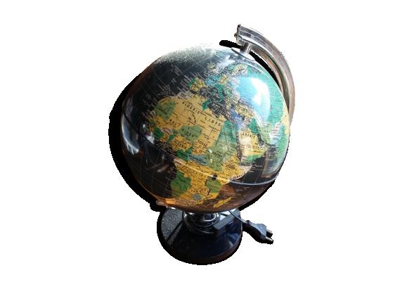 globe terrestre achat vente de globe pas cher. Black Bedroom Furniture Sets. Home Design Ideas