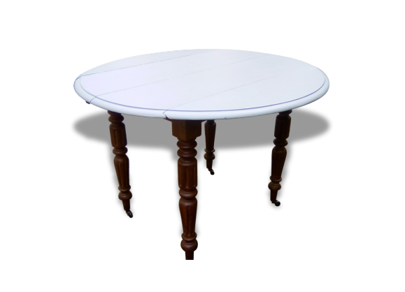 Table ronde grise - Table ronde grise ...