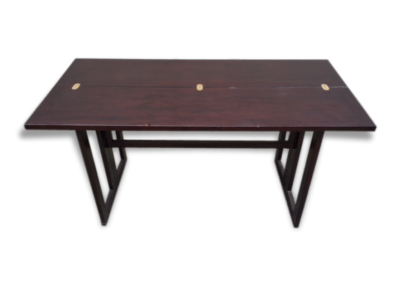 table console extensible. Black Bedroom Furniture Sets. Home Design Ideas