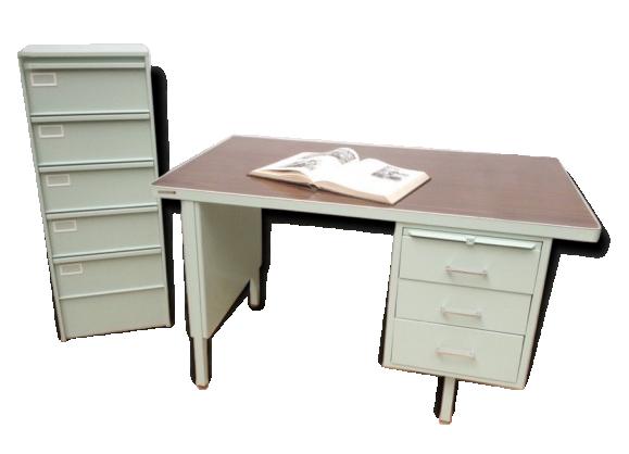 meuble rangement industriel. Black Bedroom Furniture Sets. Home Design Ideas