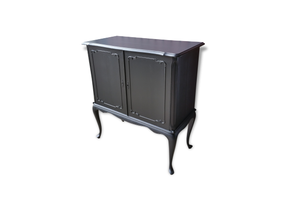 commode noir achat vente de commode pas cher. Black Bedroom Furniture Sets. Home Design Ideas