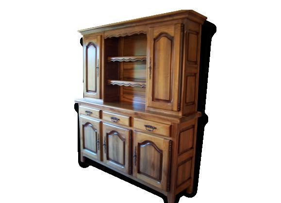buffet vaisselier meuble. Black Bedroom Furniture Sets. Home Design Ideas