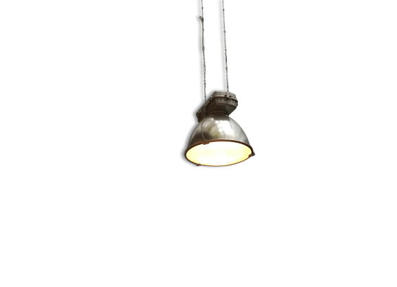 Suspension Lampe Industriel