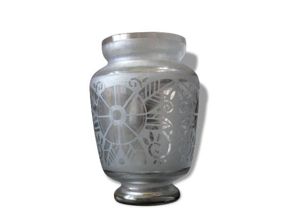 Idee deco grand vase transparent for Deco vase en verre
