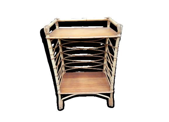 etag re rotin achat vente de etag re pas cher. Black Bedroom Furniture Sets. Home Design Ideas