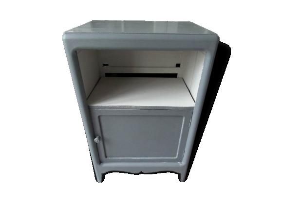 commode gris achat vente de commode pas cher. Black Bedroom Furniture Sets. Home Design Ideas