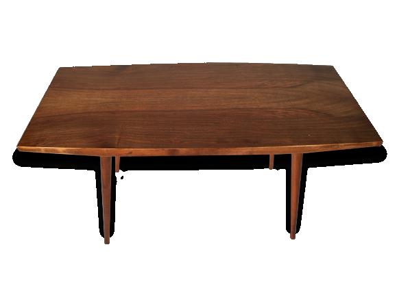 table basse vintage bois. Black Bedroom Furniture Sets. Home Design Ideas