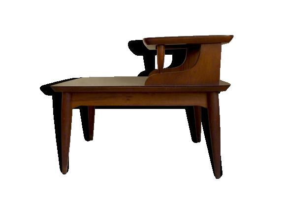Meuble formica ann es - Table basse annee 50 60 ...