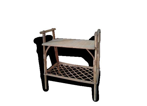 Petite Table Basse Rotin