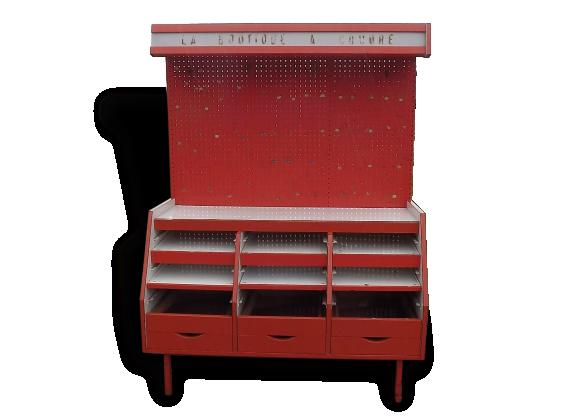 Meuble rangement magasin - Magasin de meuble vintage ...