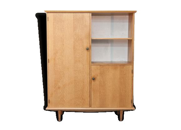 biblioth que vintage achat vente de biblioth que pas cher. Black Bedroom Furniture Sets. Home Design Ideas