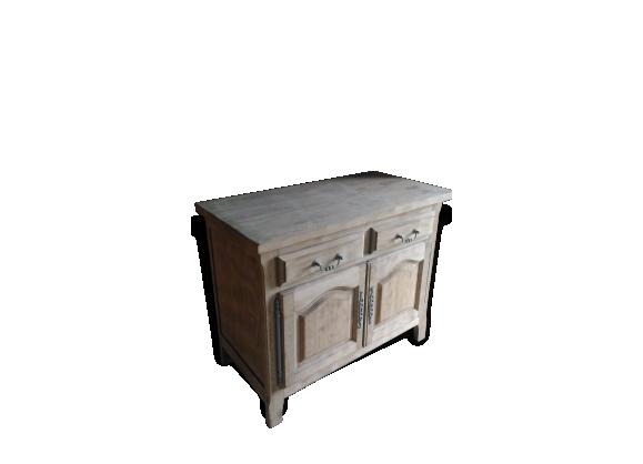 Meuble petit vintage for Petit meuble bois brut