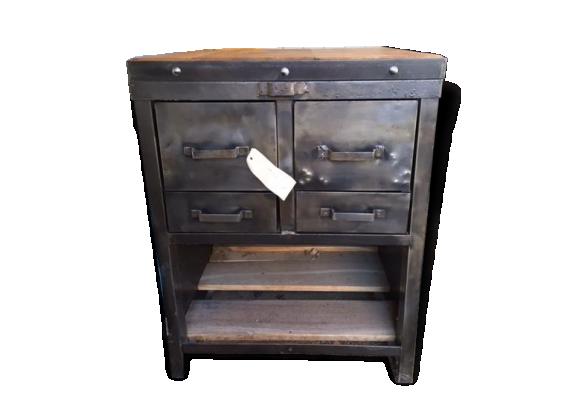 Meuble industrielle achat vente de meuble pas cher for Achat meuble industriel