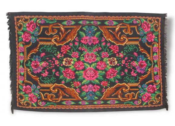 Tapis rose achat vente de tapis pas cher - Tapis de sol salon moderne ...