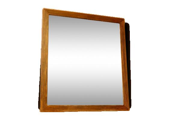 Miroir carr achat vente de miroir pas cher for Tres grand miroir pas cher