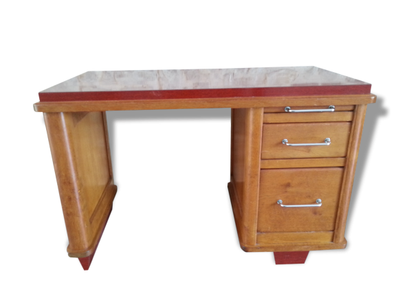 Bureau secr taire meuble for Model de bureau secretaire