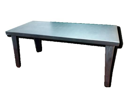 Meuble ancien industriel for Table industrielle loft