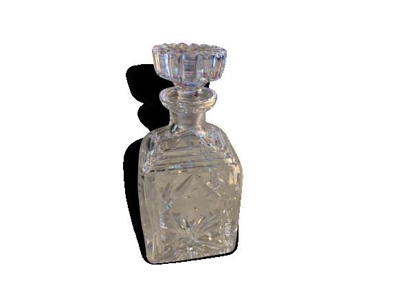 good carafe flacon whisky en cristal taill with carafe whisky maison du monde. Black Bedroom Furniture Sets. Home Design Ideas