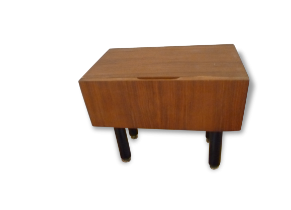 Meuble formica ann es for Mini table de chevet