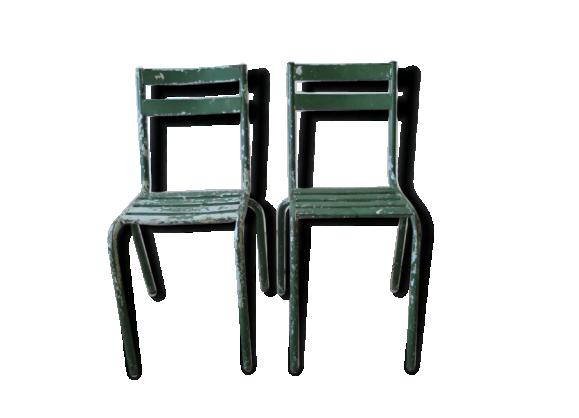 Chaise bistrot achat vente de chaise pas cher - Chaise en plexiglas transparent ...