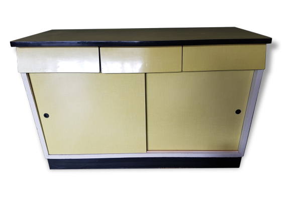 Meuble formica vintage for Meuble 80x50