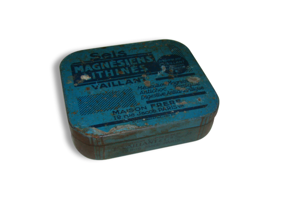 Boite ancienne achat vente de boite pas cher - Boite metal ancienne ...