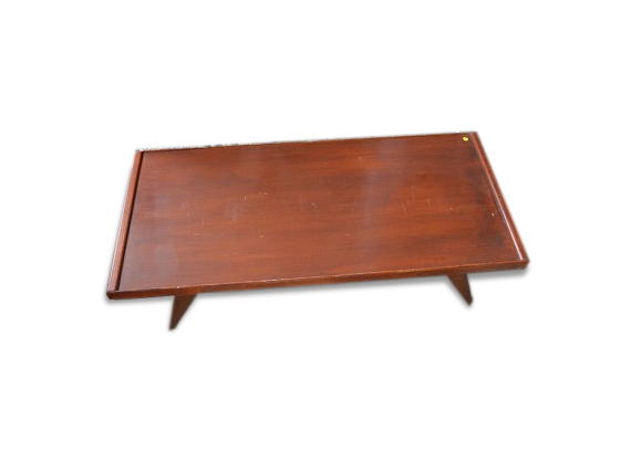 Table scandinave vintage for Table basse esprit scandinave