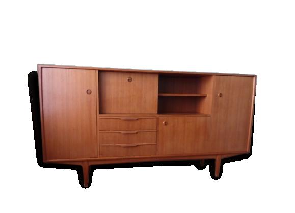 meuble rangement teck. Black Bedroom Furniture Sets. Home Design Ideas