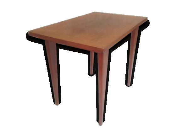 Table bois massif - Petite table en bois ...