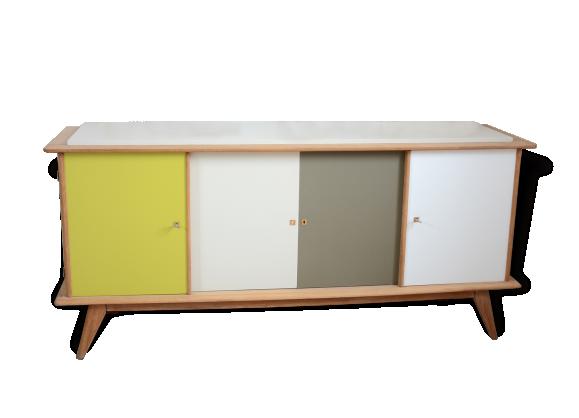 meuble rangement bas. Black Bedroom Furniture Sets. Home Design Ideas
