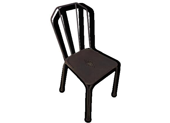 chaises industriel achat vente de chaises pas cher. Black Bedroom Furniture Sets. Home Design Ideas
