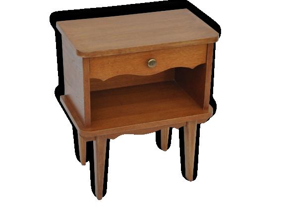 table chevet ch ne. Black Bedroom Furniture Sets. Home Design Ideas